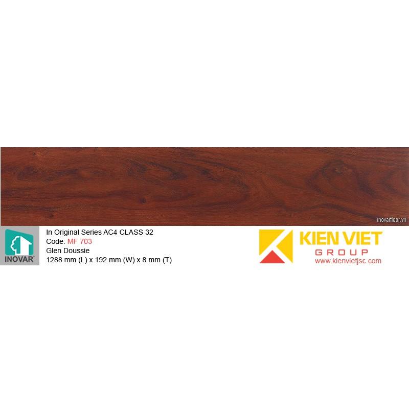 Sàn gỗ Inovar Original Series MF 703 Glen Doussie | 8mm