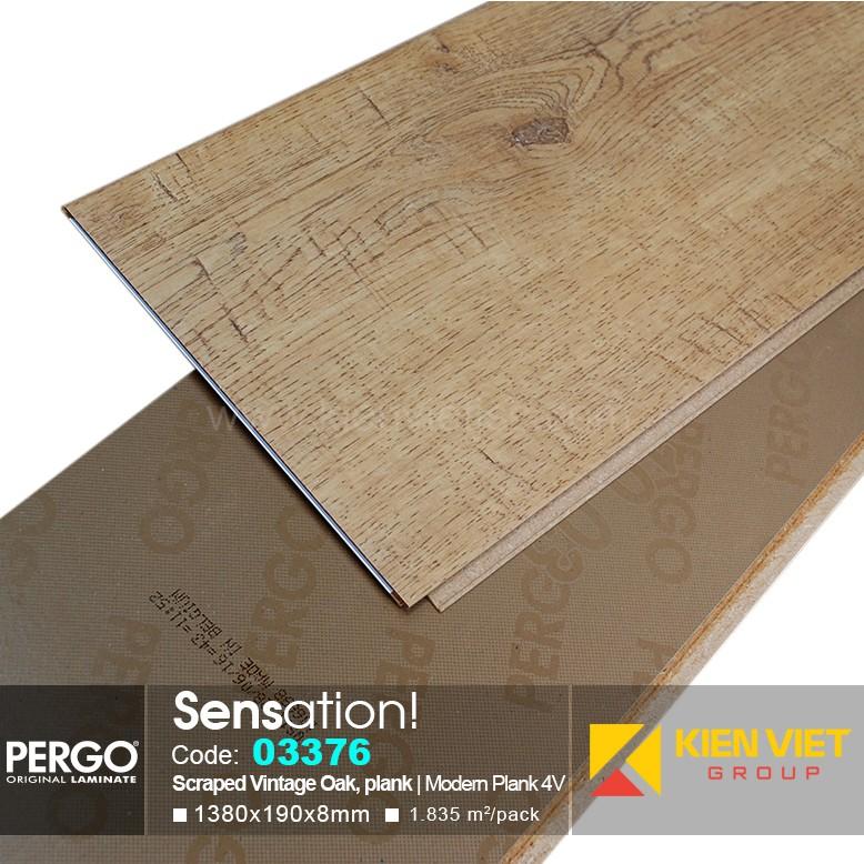 Sàn gỗ Pergo Sensation 03376   8mm