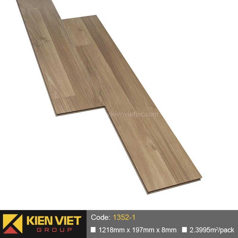 Sàn gỗ công nghiệp thanh lý F8 1352-1 | 8mm