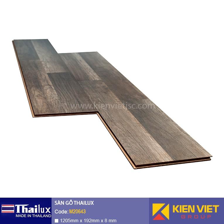 Sàn gỗ Thailux M20643 | 8mm