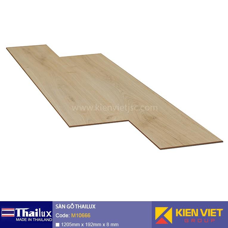Sàn gỗ Thailux M10666 | 8mm