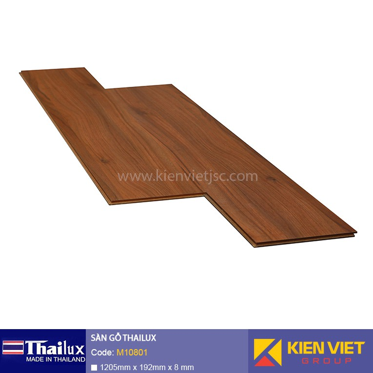 Sàn gỗ Thailux M10801 | 8mm