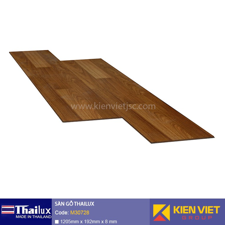 Sàn gỗ Thailux M30728 | 8mm
