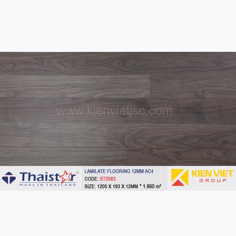 Sàn gỗ công nghiệp Thaistar BT2083 | 12mm