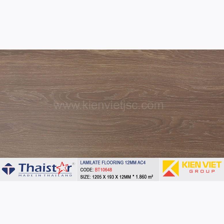 Sàn gỗ công nghiệp Thaistar BT10648 | 12mm