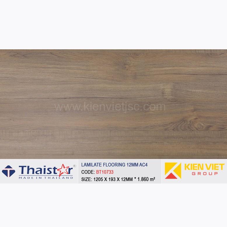 Sàn gỗ công nghiệp Thaistar BT10733 | 12mm
