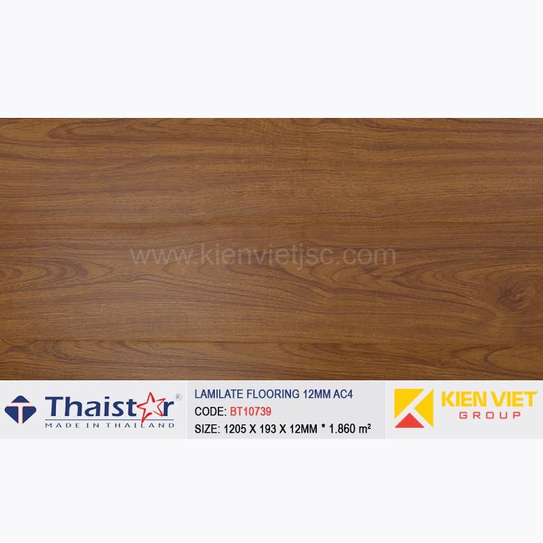 Sàn gỗ công nghiệp Thaistar BT10739 | 12mm
