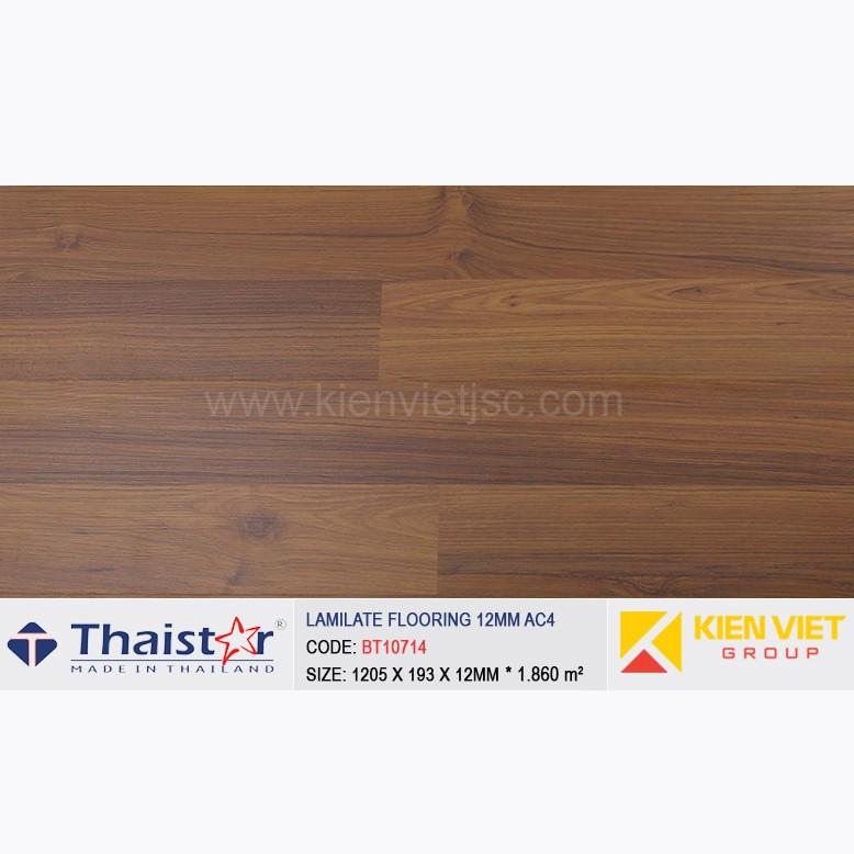 Sàn gỗ công nghiệp Thaistar BT10714 | 12mm