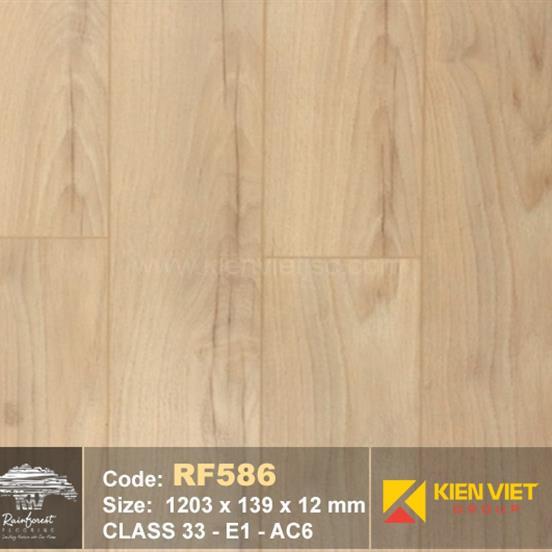 Sàn gỗ Rainforest RF586 AC6 | 12mm