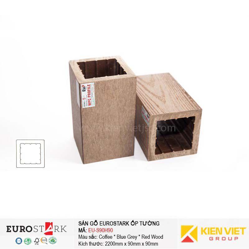 Sàn gỗ ngoài trời cột EuroStark EU-S90H90