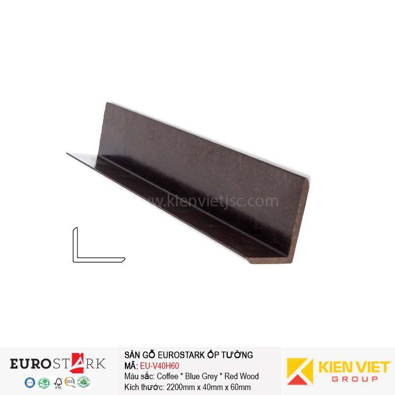 Sàn gỗ ngoài trời nẹp sàn EuroStark EU-V40H60