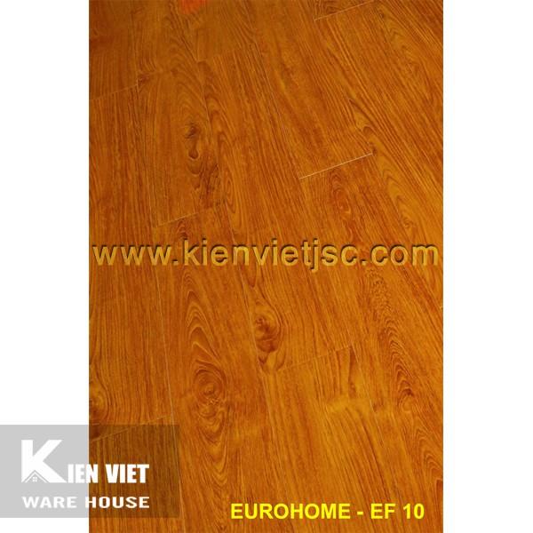 Sàn gỗ Eurohome 12mm EF10
