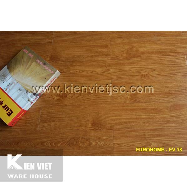 Sàn gỗ Eurohome 12mm EV18