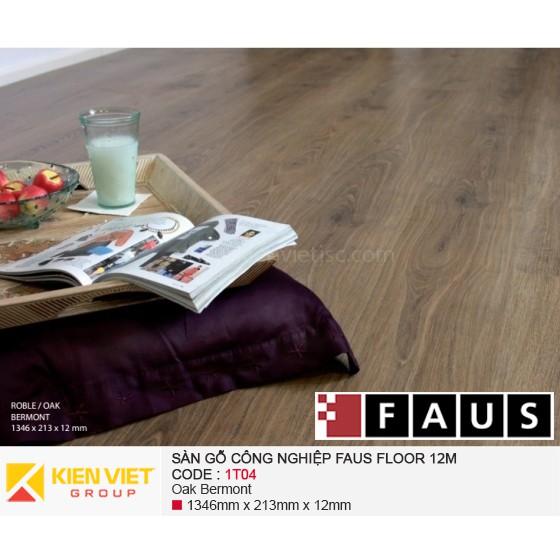 Sàn gỗ công nghiệp FausFloor 1T04 | 12mm
