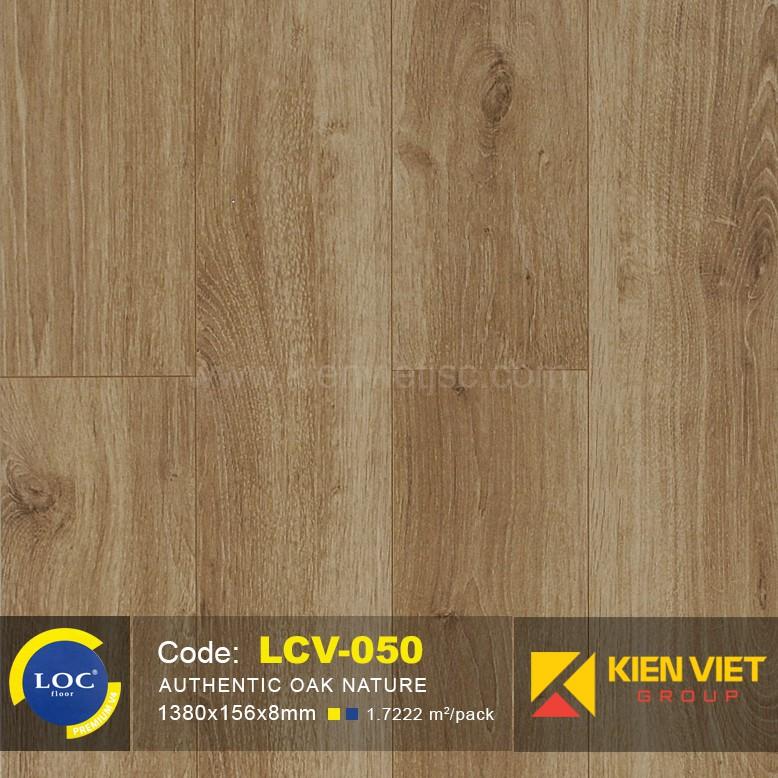 Sàn gỗ Bỉ Loc LCV050 | 8mm