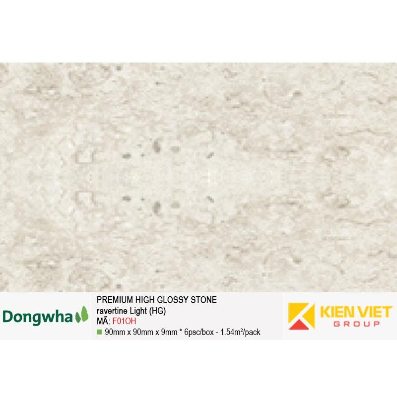 Tấm ốp tường HDF DONGWHA premium high glossy F01OH