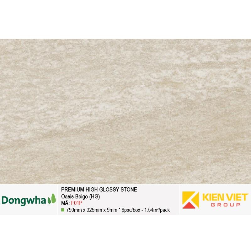 Tấm ốp tường HDF DONGWHA premium high glossy F01P