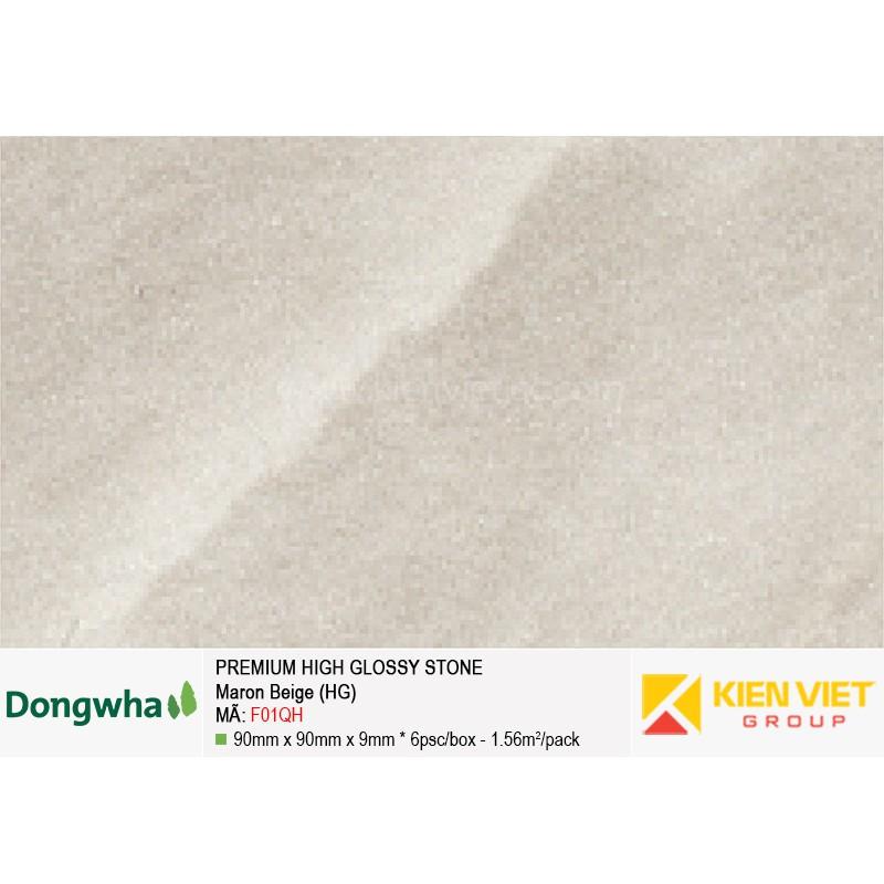 Tấm ốp tường HDF DONGWHA  premium high glossy F01QH