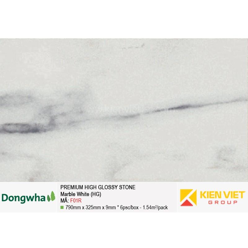 Tấm ốp tường HDF DONGWHA premium high glossy F01R