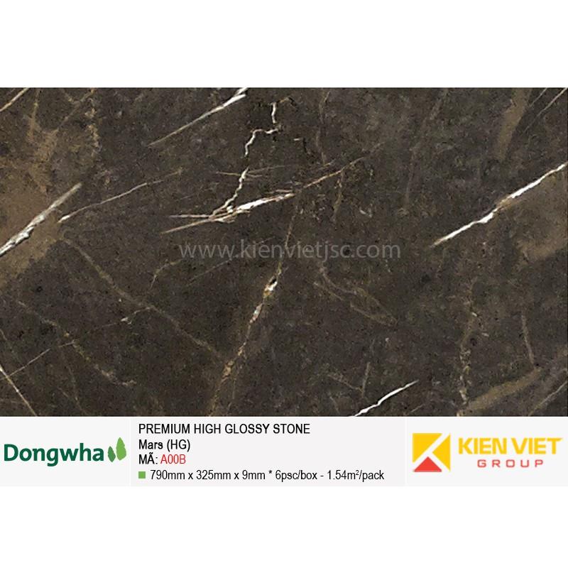 Tấm ốp tường HDF DONGWHA premium high glossy A00B