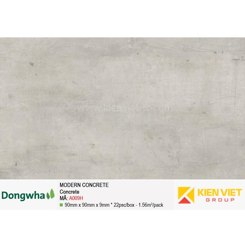 Tấm ốp tường HDF DONGWHA Modern Concrete A009H