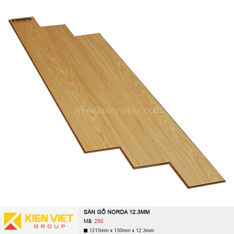 Sàn gỗ công nghiệp NORDA 256 | 12.3mm