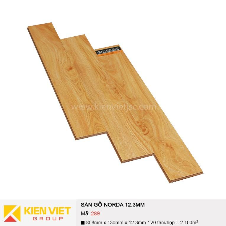 Sàn gỗ công nghiệp NORDA 289 | 12.3mm