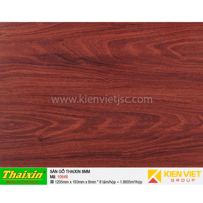 Sàn gỗ công nghiệp Thaixin 10646 | 8mm