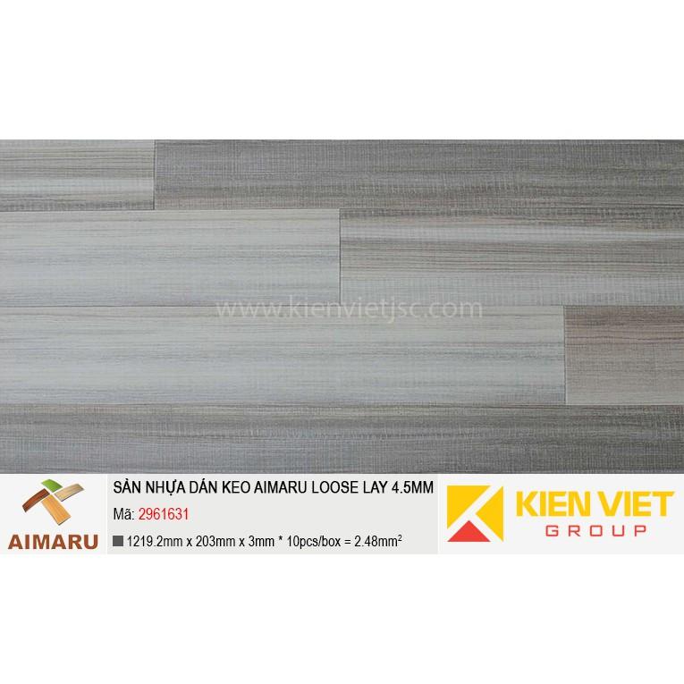Sàn nhựa dán keo Aimaru Loose Lay 2961631 | 4.5mm