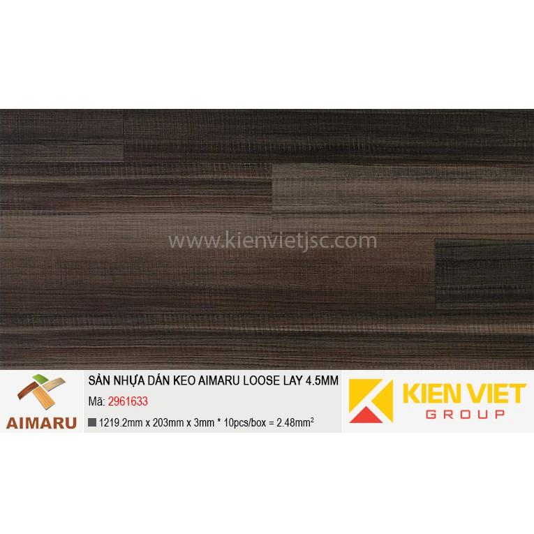 Sàn nhựa dán keo Aimaru Loose Lay 2961633 | 4.5mm