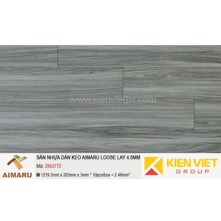 Sàn nhựa dán keo Aimaru Loose Lay 2963772 | 4.5mm