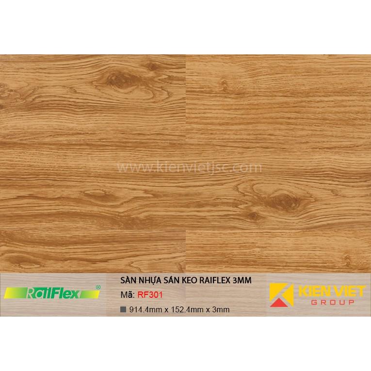Sàn nhựa dán keo Raiflex RF301 | 3mm