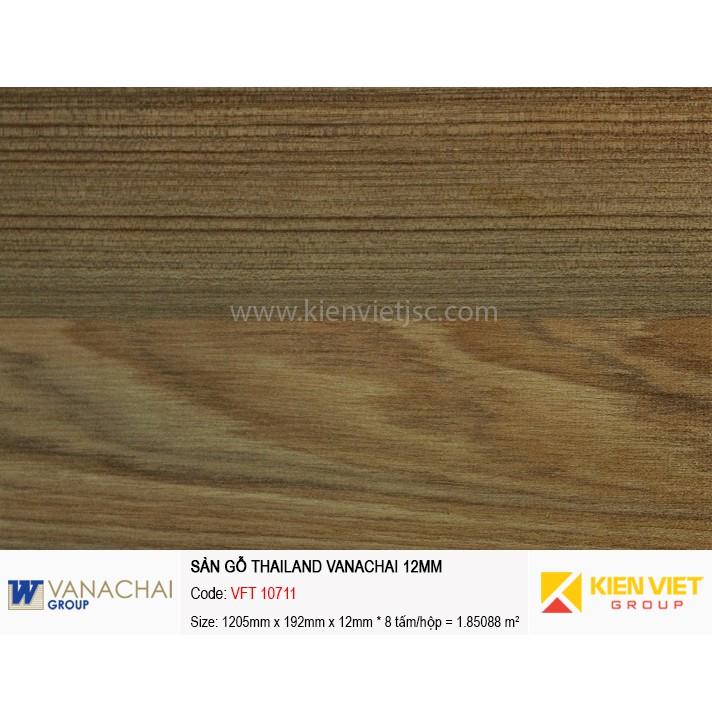 Sàn gỗ công nghiệp Vanachai VFT 10711 | 12mm