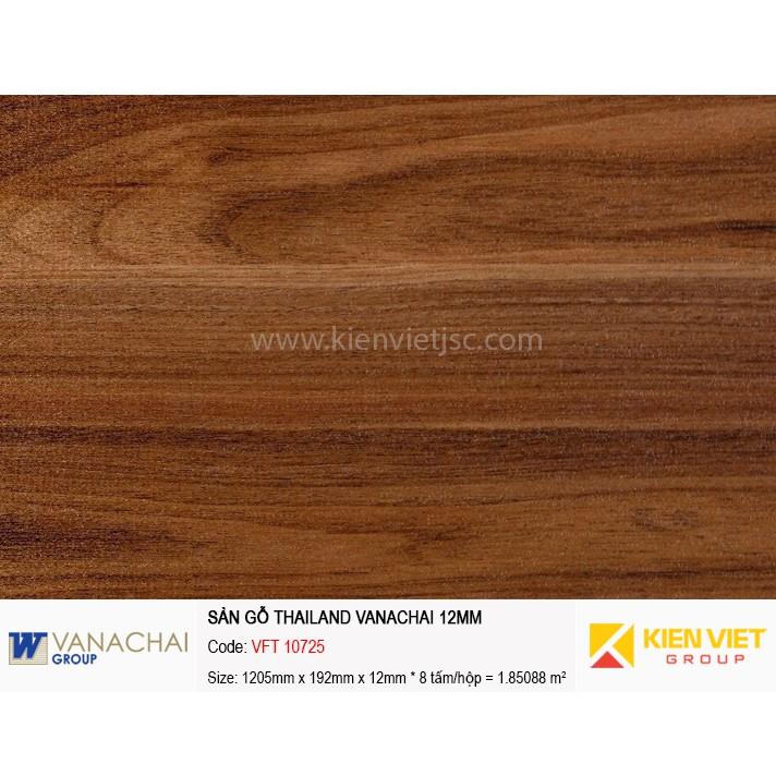 Sàn gỗ công nghiệp Vanachai VFT 10725 | 12mm