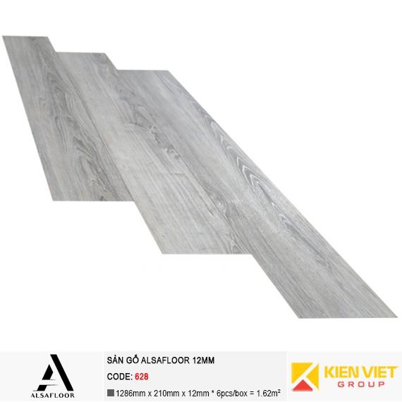 Sàn gỗ công nghiệp  Alsafloor 628 | 12mm