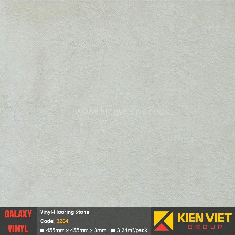 Sàn nhựa dán keo Galaxy vân đá 3204 | 3mm
