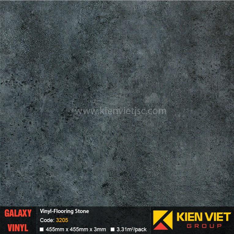 Sàn nhựa dán keo Galaxy vân đá 3205 | 3mm