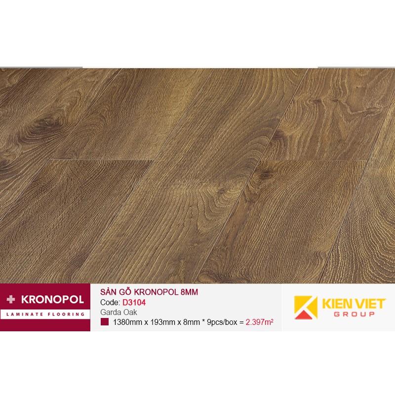 Sàn gỗ Kronopol D3104 Garda Oak | 8mm
