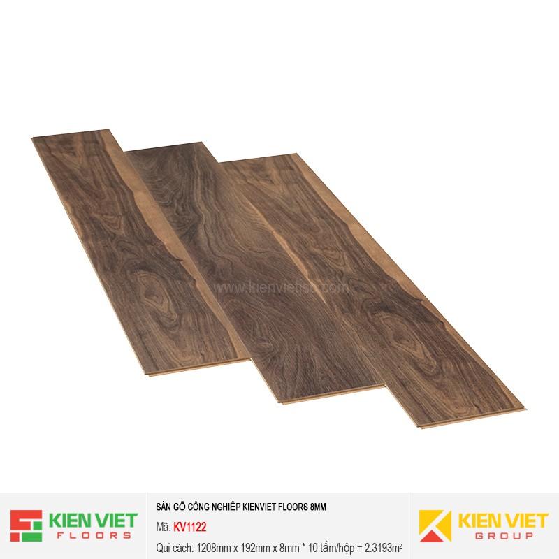 Sàn gỗ Kienviet Floor KV1122 | 8mm
