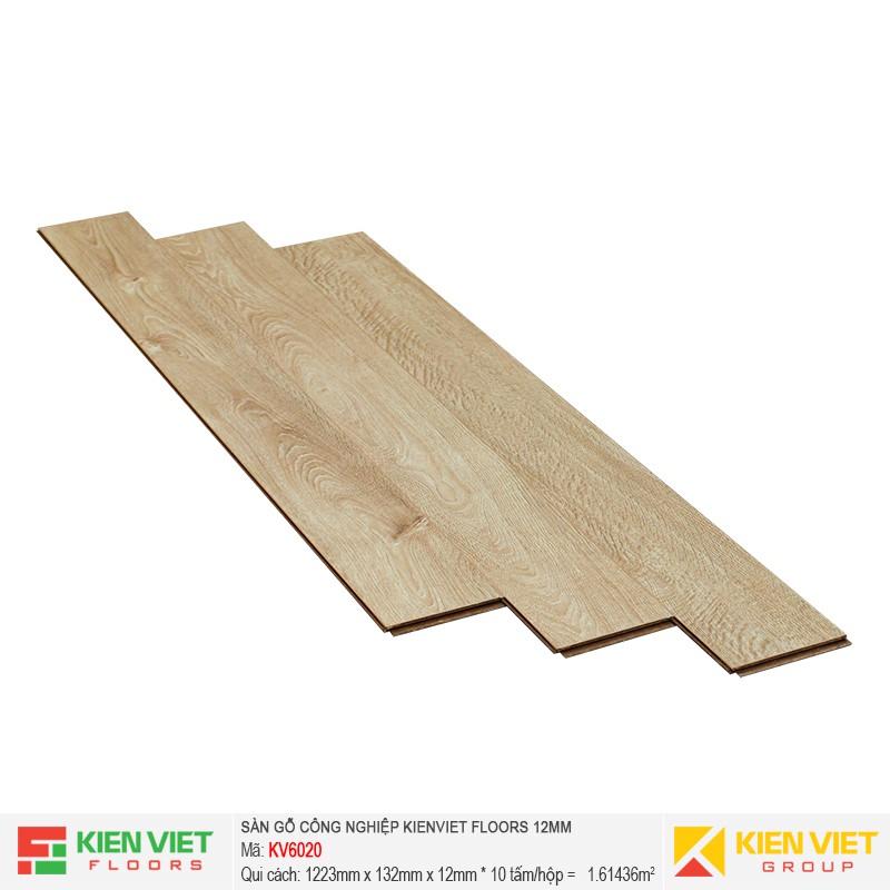 Sàn gỗ công nghiệp Kienviet Floor KV6020 | 12mm