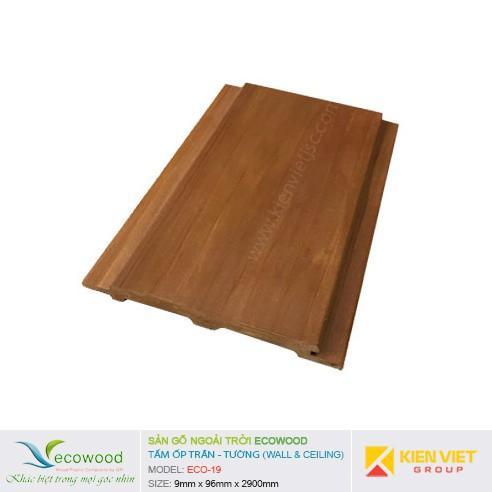 Tấm ốp tường trần EcoWood ECO-19 | 9x96mm