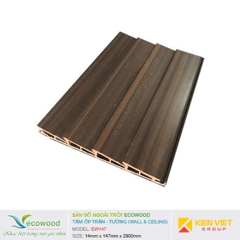 Tấm ốp tường trần EcoWood EW147 | 14x147mm