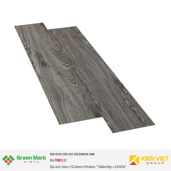 Sàn nhựa dán keo GREENMARK FRM5127   2mm
