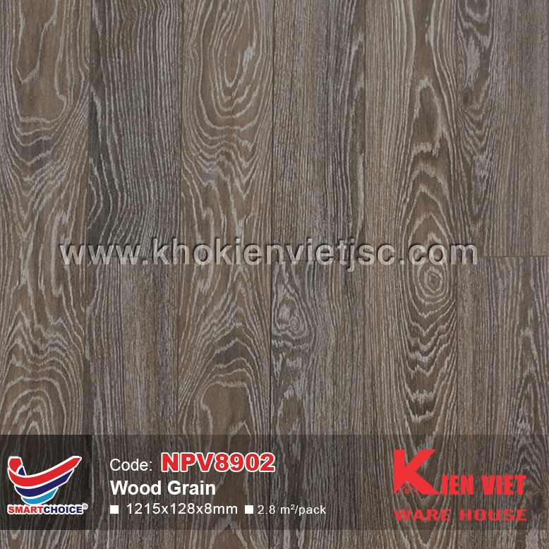 Sàn gỗ Smart Choice 8mm - NPV8902