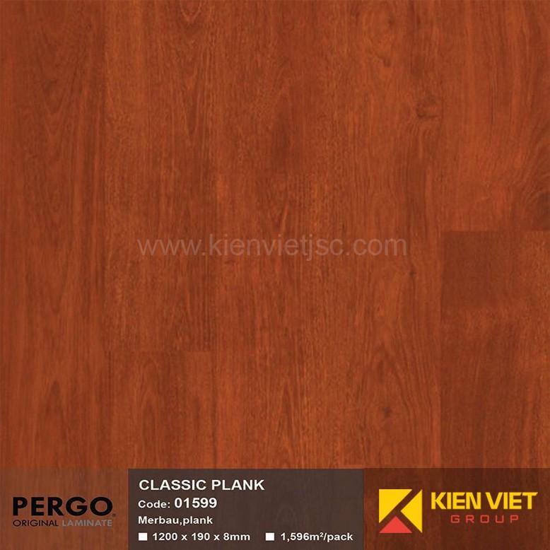 Sàn gỗ Pergo Classic Blank 01599 | 8mm