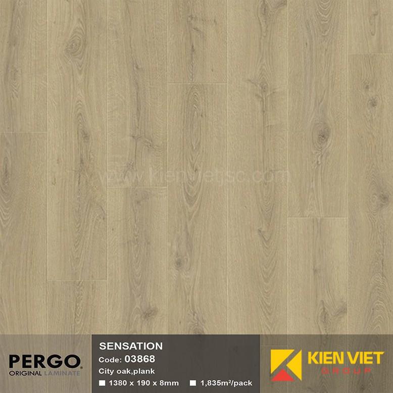 Sàn gỗ Pergo Sensation 03868   8mm