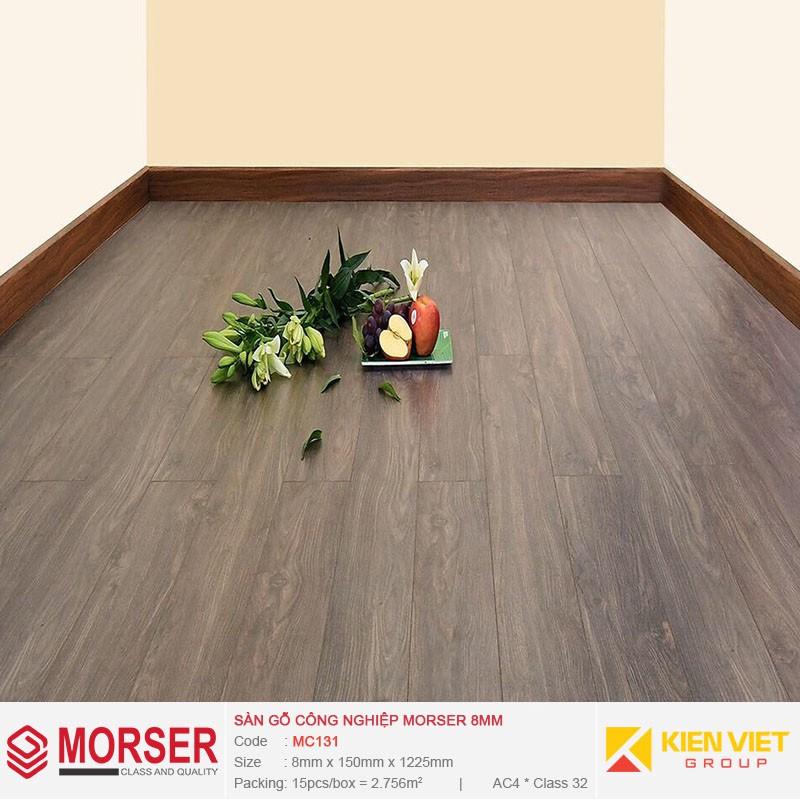 Sàn gỗ công nghiệp Morser MC131 | 8mm