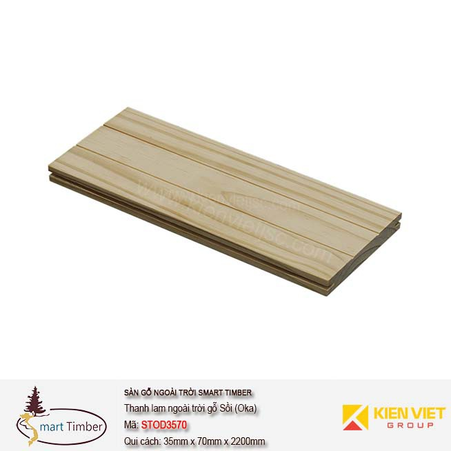 Thanh lam Smart Timber Sồi (Oak) STOD3570