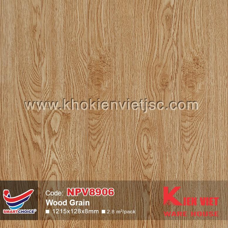 Sàn gỗ Smart Choice 8mm - NPV8906