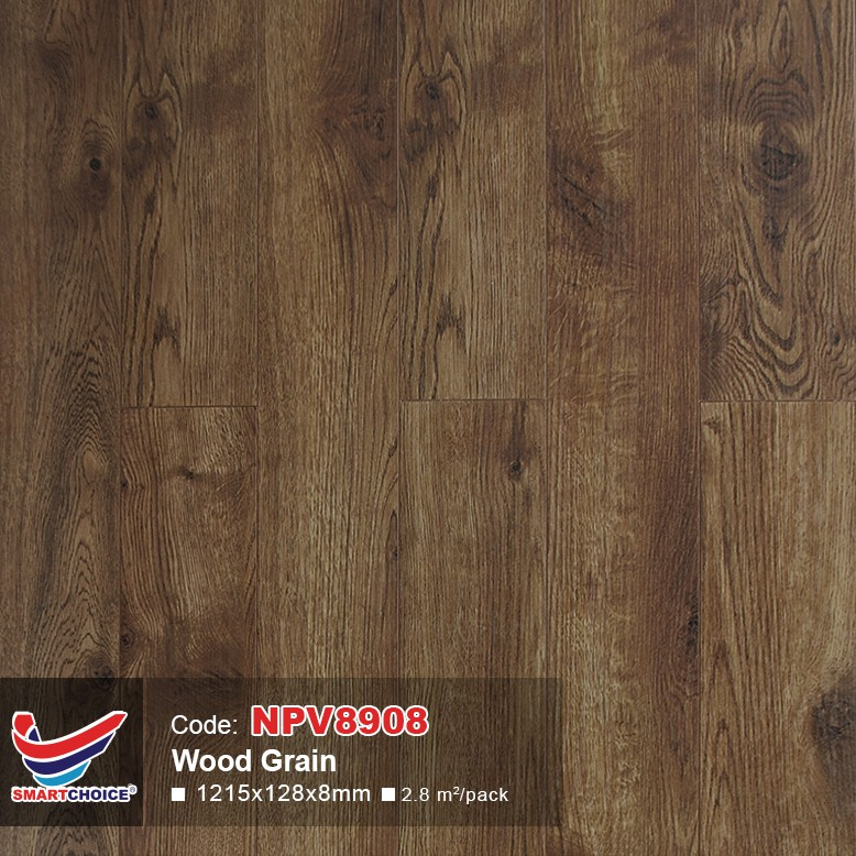 Sàn gỗ Smart Choice 8mm - NPV8908